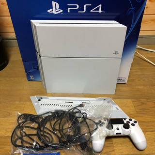 PlayStation4 - PS4 CUH-1200A B02 500GB 白
