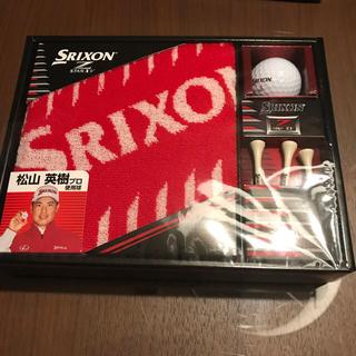 スリクソン(Srixon)のDUNLOP SRIXON Z-STAR XV ボールギフト (ゴルフ)