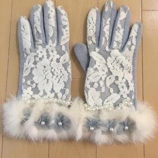 リズリサ(LIZ LISA)のリズリサ♡手袋(手袋)