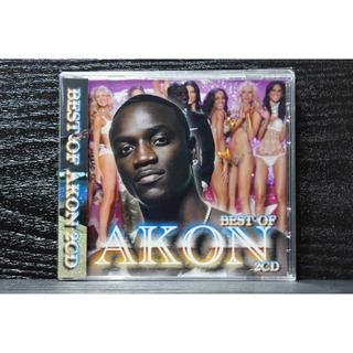 Akon エイコン 豪華2枚組103曲 最強 Best Mega MixCD(R&B/ソウル)