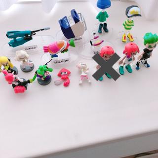 ニンテンドウ(任天堂)のスプラトゥーン コレクション(ゲームキャラクター)