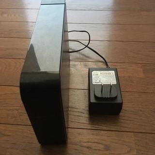 バッファロー(Buffalo)のBUFFALO 外付けハードディスク 1TB HD-LB1.0TU2/N (PC周辺機器)