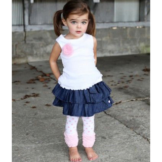 ジンボリー(GYMBOREE)のラッフルバッツ♡Ruffle Butts フリルスカート(スカート)