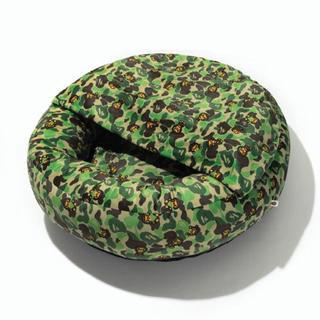 A BATHING APE - ABC MIRO PET BED  Green