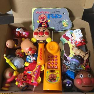 アンパンマン  おもちゃセット(キャラクターグッズ)