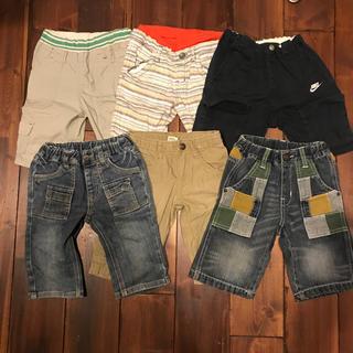 エフオーキッズ(F.O.KIDS)の100センチ 男子ズボン 6種(パンツ/スパッツ)