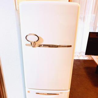 パナソニック(Panasonic)のNational 2005年製 WiLL FRIDGE NR-B162R 冷蔵庫(冷蔵庫)