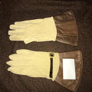 日本海軍 飛行手袋 夏用 中田商店 複製品(個人装備)