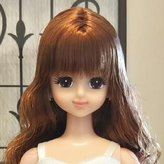 リカちゃんキャッスル ジェニー ドールショウ 茶髪