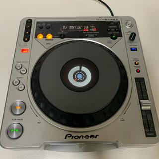パイオニア(Pioneer)の【名機】PIONEER CDJ800mk2  08年製(CDJ)