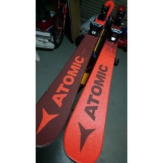 アトミック(ATOMIC)の今季 Marker グリフォン13ID Atomic PANX5 160センチ(板)