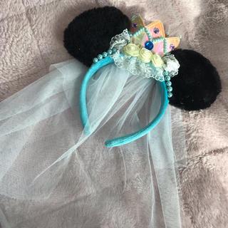 Disney - ディズニー ミニー カチューシャ