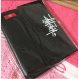 ステューシー(STUSSY)のSTUSSY ステューシー ロゴ刺繍入りウォレット 財布 &ボディーバッグ(ボディーバッグ)