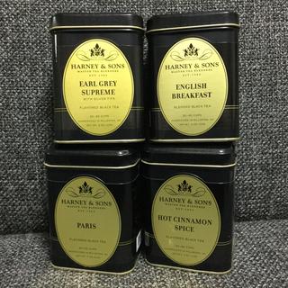 ※専用※ HARNEY&SONS★アールグレイ スープリームなど4点★紅茶(茶)
