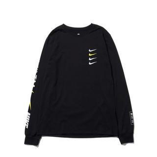 ナイキ(NIKE)の【M】NIKE M NSW TEE LS OB/MB ロングスリーブ Tシャツ(Tシャツ/カットソー(七分/長袖))