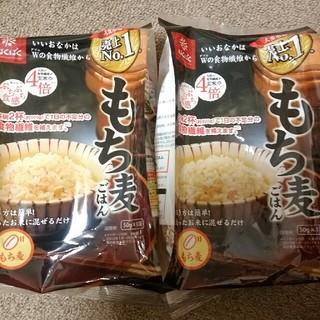 はくばく もち麦 (50g×12袋) ×2パック 新品未開封