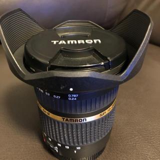 タムロン(TAMRON)のTAMRON SP AF 10-24mmF/3.5-4.5DiIICanon用 (レンズ(ズーム))