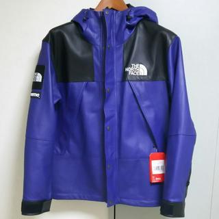 シュプリーム(Supreme)のsupreme the north face Leather jacket(レザージャケット)