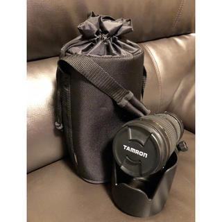 タムロン(TAMRON)のTAMRON AF 70-200mm F2.8 MACRO A001canon用(レンズ(ズーム))