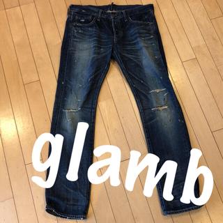 グラム(glamb)のglamb   デニム(デニム/ジーンズ)