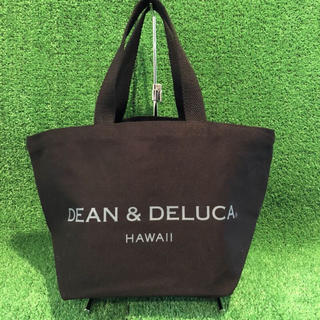 ディーンアンドデルーカ(DEAN & DELUCA)のディーンアンドデルーカ ハワイ限定 バッグ ブラック(トートバッグ)