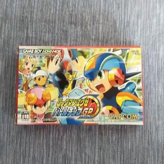 ゲームボーイアドバンス(ゲームボーイアドバンス)のゲームボーイ アドバンス☆ ロマンチックエグゼ バトルチップGP(携帯用ゲームソフト)