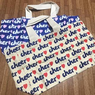 シェル(Cher)のcher トートバッグ新品2個セット(トートバッグ)