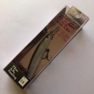スミス(SMITH)の【新品・未使用】チェリーブラッド ミディアムディープ75 ゴーストアユ(ルアー用品)