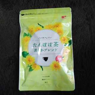 ティーライフ(Tea Life)の【賞味期限2019.4.26】たんぽぽ茶 清らかブレンド カップ用 30個入(茶)