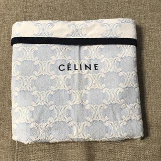 セリーヌ(celine)のセリーヌ 綿毛布 ブランケット(毛布)