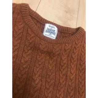 SHIPS セーター