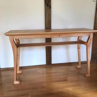 サイドテール兼ワークデスク(コーヒーテーブル/サイドテーブル)