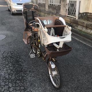 子供乗せ3人乗り自転車◇voldy.collection◇6段ギア◇20型(自転車本体)