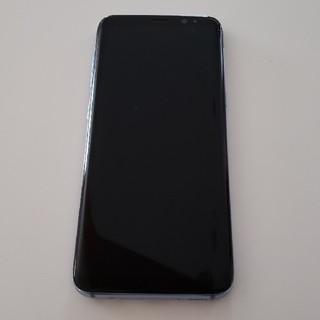 サムスン(SAMSUNG)のau Galaxy S8 ドコモ化済 SIMフリー(スマートフォン本体)