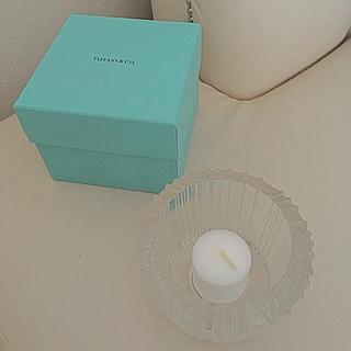 ティファニー(Tiffany & Co.)のティファニー キャンドルホルダー スタンド(キャンドル)