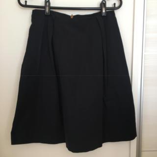 ノーブル(Noble)のコクーンスカート(ひざ丈スカート)