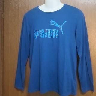 プーマ(PUMA)の激渋、美品❗PUMA(プーマ)のロンTシャツ、長袖Tシャツ(Tシャツ/カットソー(七分/長袖))