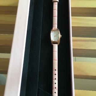 カバンドズッカ(CABANE de ZUCCa)の【未使用】限定品CABANE de ZUCCa腕時計(腕時計)