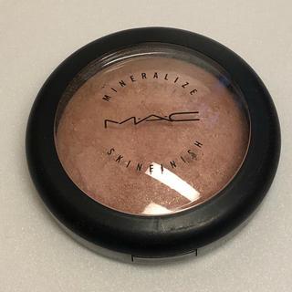 マック(MAC)のMAC  ミネラライズスキンフィニッシュ PORCELAIN PINK(フェイスカラー)