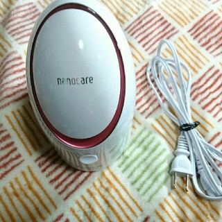 パナソニック(Panasonic)のPanasonic スチーマー ナノケア  ピンク EH-SA35-P (フェイスケア/美顔器)