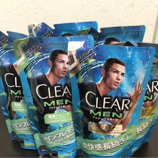 CLEAR MENシャンプーコンディショナー3セット(シャンプー)
