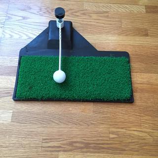 室内ゴルフ練習(ゴルフ)