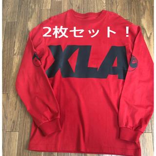 エクストララージ(XLARGE)のXLARGE  ロンT  Tシャツ セット 美品(Tシャツ/カットソー(七分/長袖))