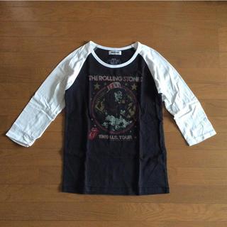 ユナイテッドアローズ(UNITED ARROWS)のモンキータイム ローリングストーンズ ラグラン (Tシャツ/カットソー(七分/長袖))