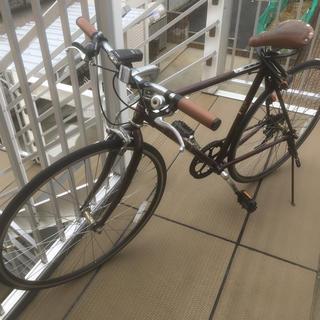 ローバー(Rover)のクロスバイク(自転車本体)