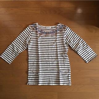 ユナイテッドアローズ(UNITED ARROWS)のモンキータイム ボーダーカットソー (Tシャツ/カットソー(七分/長袖))