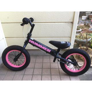 ハマー(HUMMER)のハマーバランスバイク(自転車)