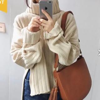 ゴゴシング(GOGOSING)のハイネックセーター ニット 韓国 17kg 値下げ交渉あり(ニット/セーター)