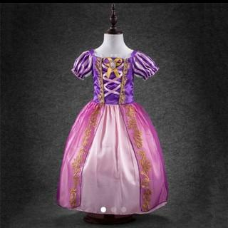 ディズニー(Disney)の新品 ラプンツェル ドレス ワンピース(ドレス/フォーマル)