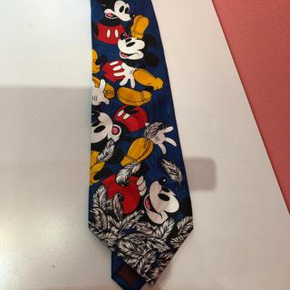 ディズニー(Disney)のディズニー   ミッキーマウス  ネクタイ  (ネクタイ)